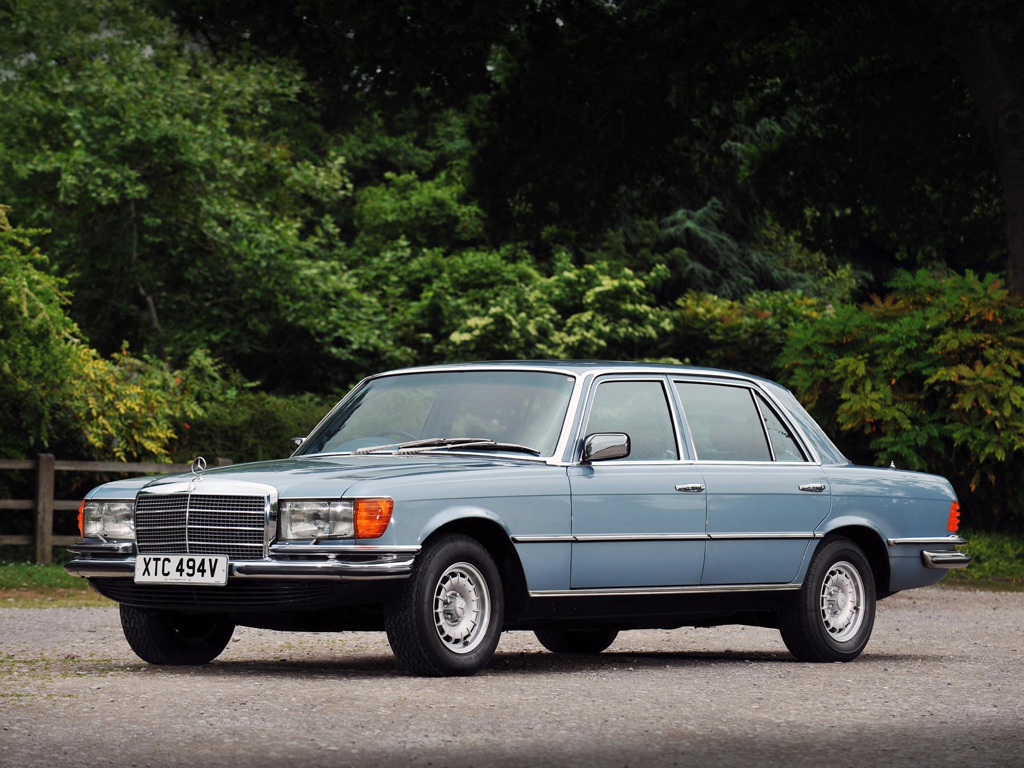 Mercedes Klasy S – ikona prestiżu